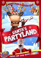 Santa's partyland Book cover