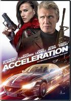 Acceleration by written by Michael Merino;  directed by Michael Merino & Daniel Zirilli.