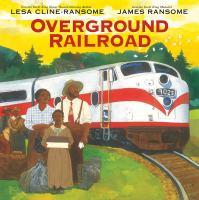 Overground railroad Book cover