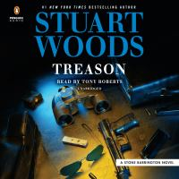 Treason by Stuart Woods.