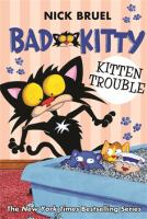 Kitten trouble  Cover Image