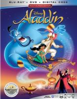 Aladdin Book cover