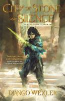 City of stone and silence Book cover