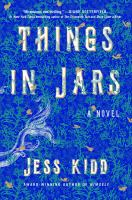 Things in jars Book cover