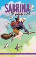 Sabrina the teenage witch Book cover