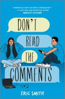 Don't read the comments Book cover
