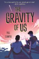 The gravity of us Book cover