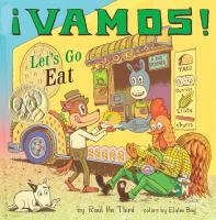 ¡Vamos! : let's go eat Book cover