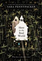 Here in the real world Book cover