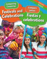 Festivals and celebrations = Festivales y celebraciones Book cover