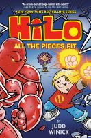 Hilo. Book 6 All the pieces fit Book cover