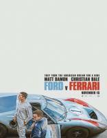 Ford v Ferrari Book cover