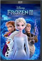 Frozen II Book cover