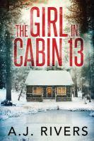 The girl in cabin 13 Book cover