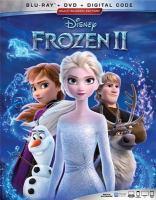 Frozen II Book cover