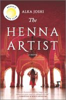 The henna artist by Alka Joshi.