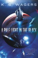 A pale light in the black Book cover