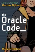 The oracle code : a graphic novel Book cover