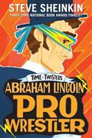 Abraham Lincoln, pro wrestler Book cover