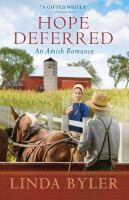 Hope deferred : an Amish romance