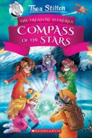 Thea Stilton and the treasure seekers : the compass of the stars Book cover