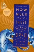 How much of these hills is gold Book cover