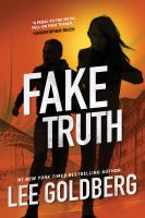 Fake truth Book cover