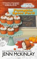 Pumpkin spice peril  Cover Image
