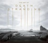 The art of Death Stranding. Book cover