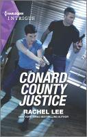 Conrad County justice  Cover Image