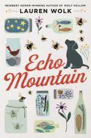 Echo Mountain by by Lauren Wolk.