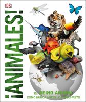 Animales Book cover
