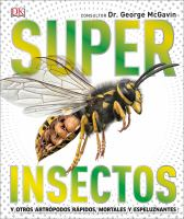 Super insectos Book cover