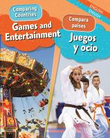 Games and entertainment = Juegos y ocio Book cover