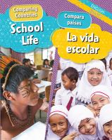 School life = La vida escolar Book cover