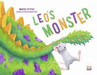 Leo's monster Book cover