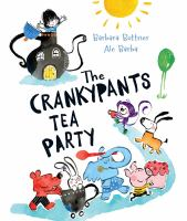 The crankypants tea party Book cover