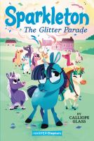 The glitter parade Book cover