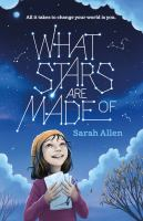 What stars are made of Book cover