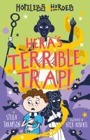 Hera's terrible trap! Book cover