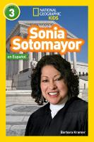Sonia Sotomayor Book cover