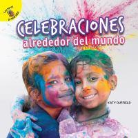 Celebraciones alrededor del mundo Book cover