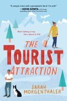 The tourist attraction Book cover