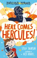 Here comes Hercules! Book cover