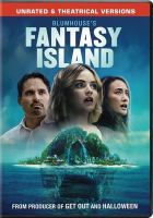 Blumhouse's Fantasy Island Book cover