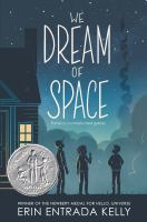 We dream of space  Cover Image
