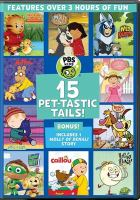 15 pet-tastic tails! Cover Image