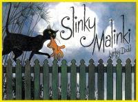 Slinky Malinki Book cover