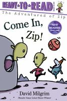 Come in, Zip! Book cover