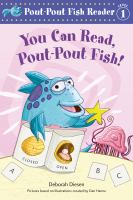 You can read, Pout-Pout Fish!  Cover Image